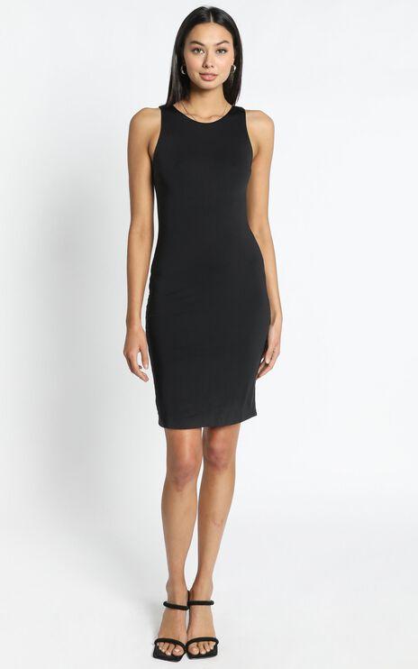 Becca Dress in Black
