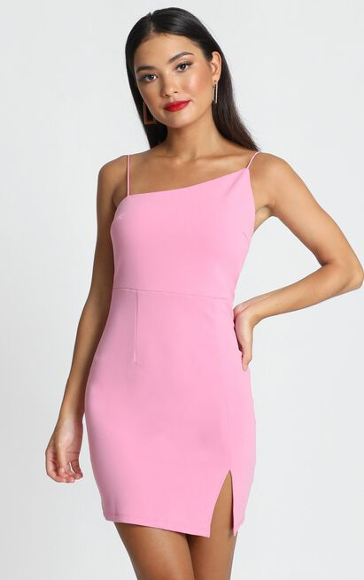 My Whole Heart dress in blush - 16 (XXL), Blush, hi-res image number null