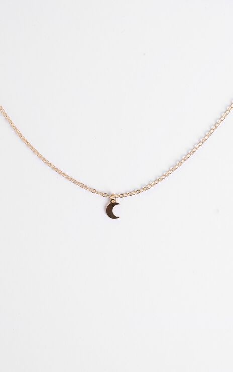 Dreamer Necklace in Gold
