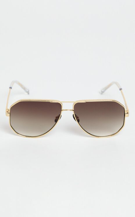 Oscar & Frank - Mescaline Sunglasses in Gold