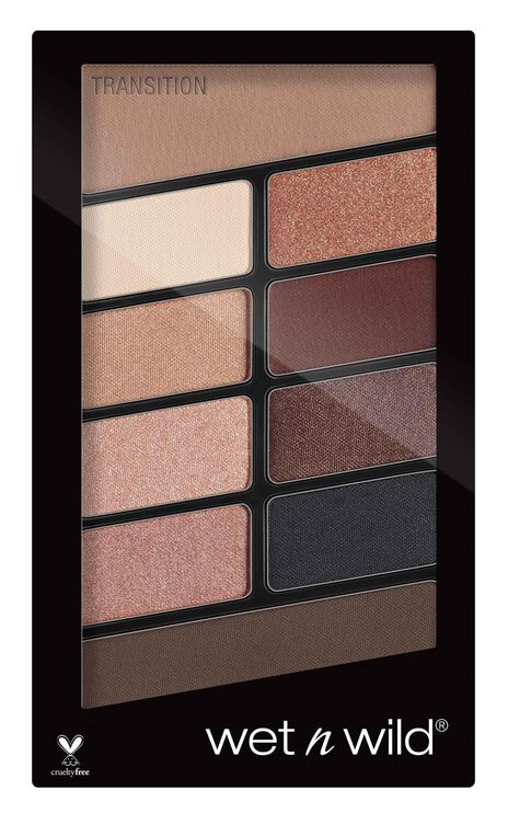 Wet N Wild - Color Icon 10 Pan Eyeshadow Palette in Nude Awakening