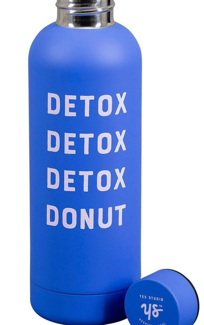 YES Studio - Water bottle Detox Donut , , hi-res image number null