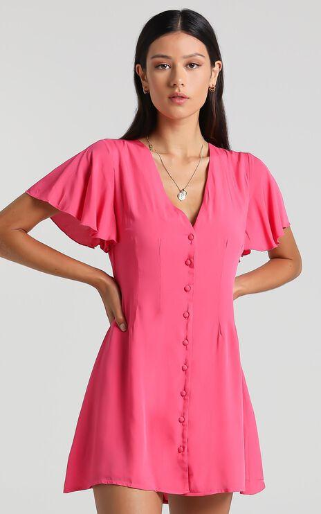 Daiquiri Dress in Pink