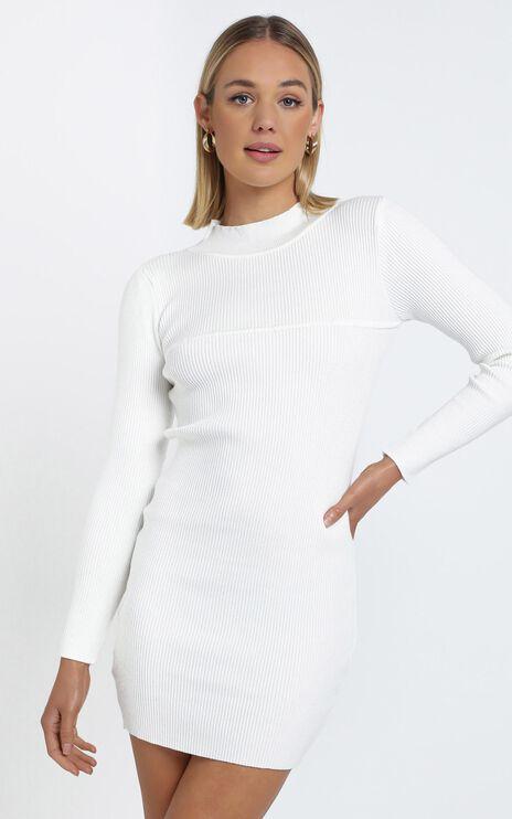 Isadora Dress in Cream