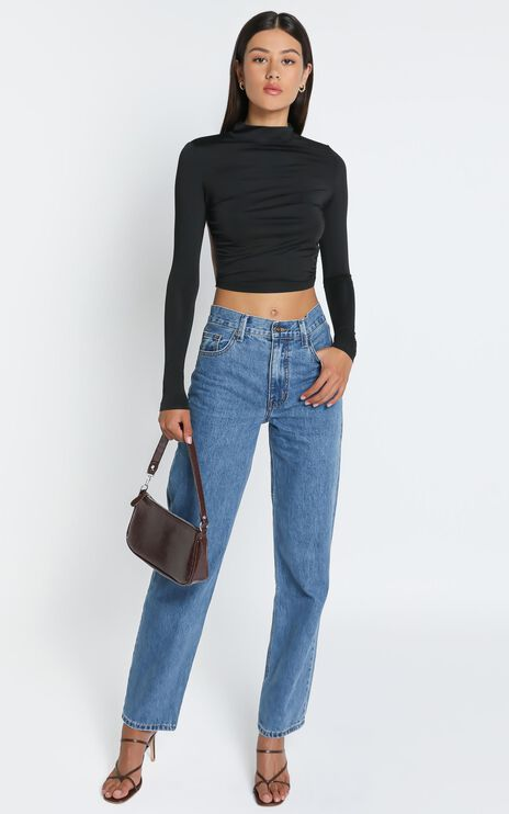 Lioness - Old Faithful Jean in Blue Denim