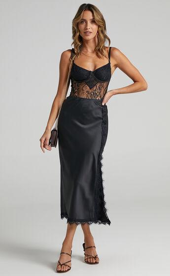 Tilly Skirt in Black