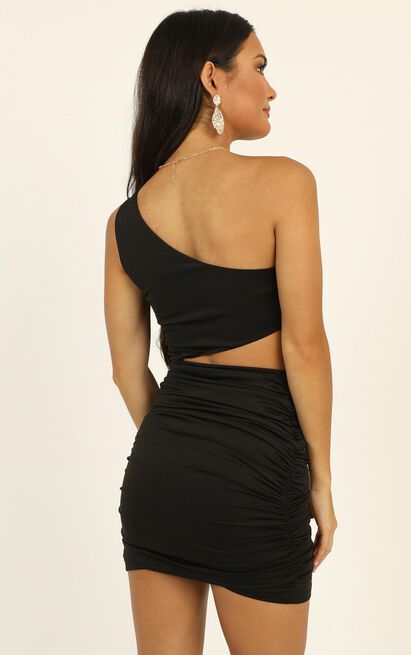 I Knew From The First Time Dress in black - 14 (XL), Black, hi-res image number null
