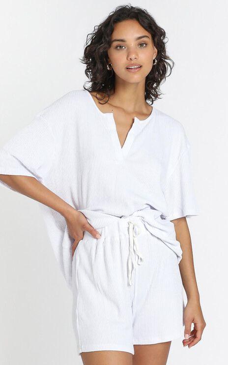 Avalon Shorts in White