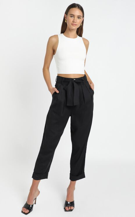 Nelson Pants in Black