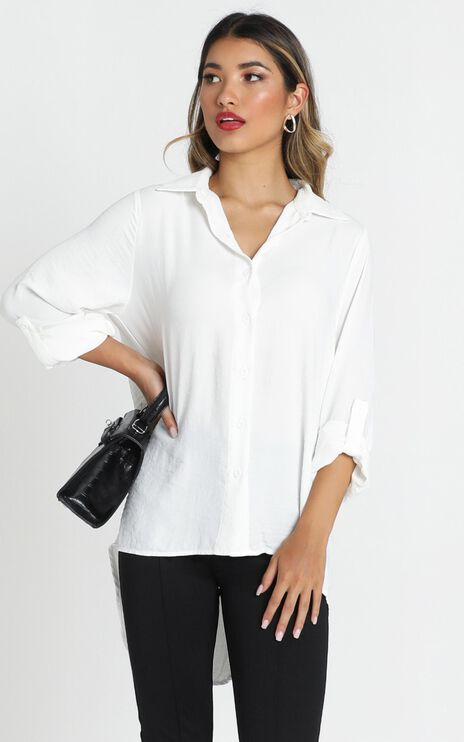 Sabbatical Shirt In White
