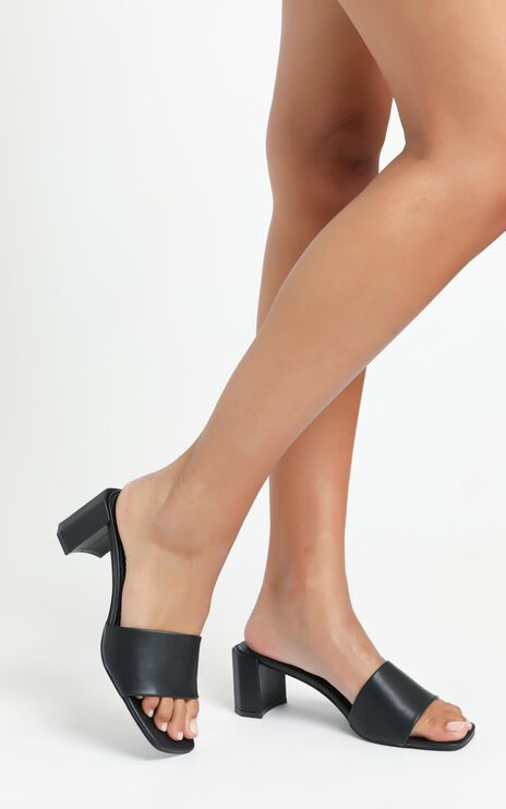 Billini - Lennox Heels in Black