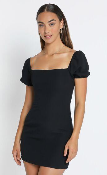 Melody Dress in Black