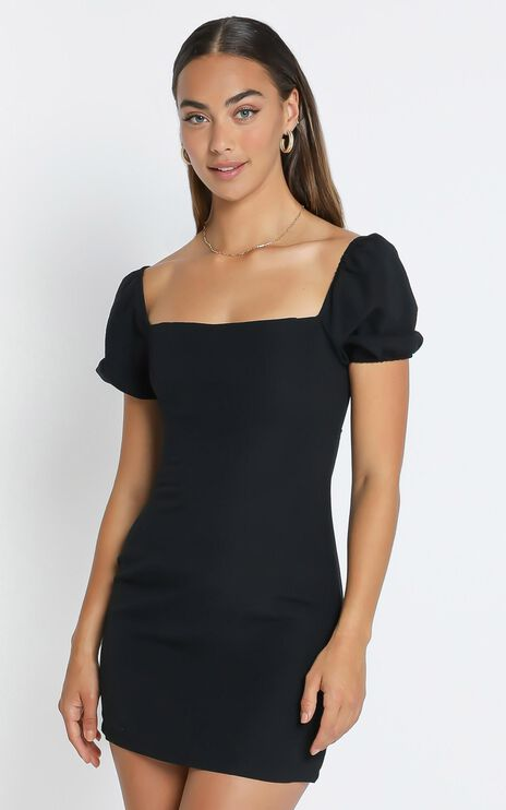 Melody Dress in Black