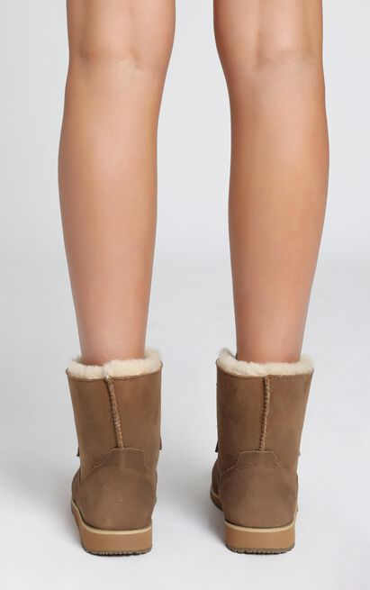 EMU Australia - Illawong Boots in Chestnut - 5, Camel, hi-res image number null