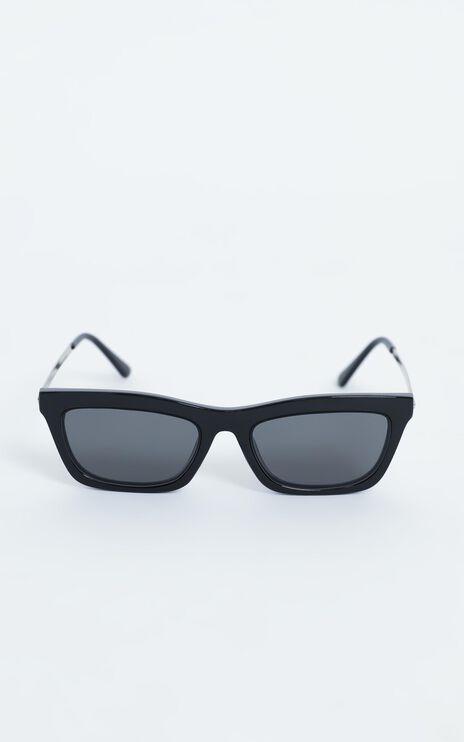 Reality Eyewear - Bowery Sunglasses in Black