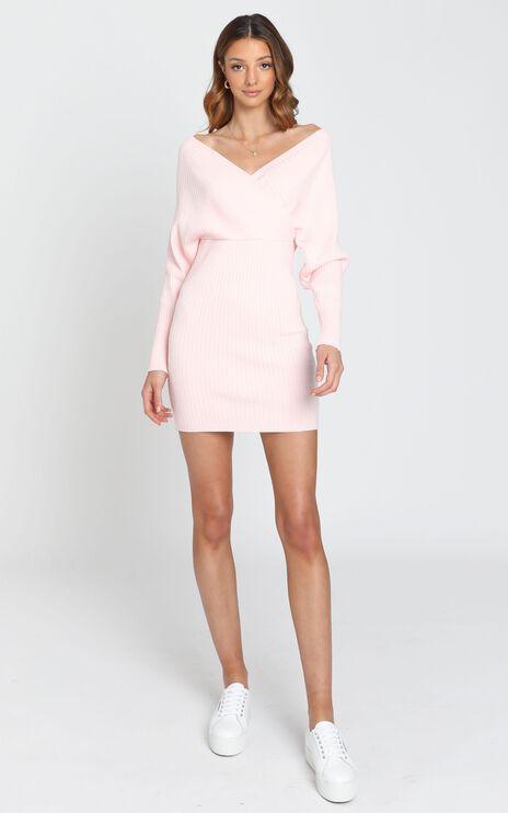 Loretta Dress in Pink