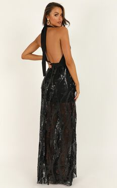 Big Apple Dress In Black