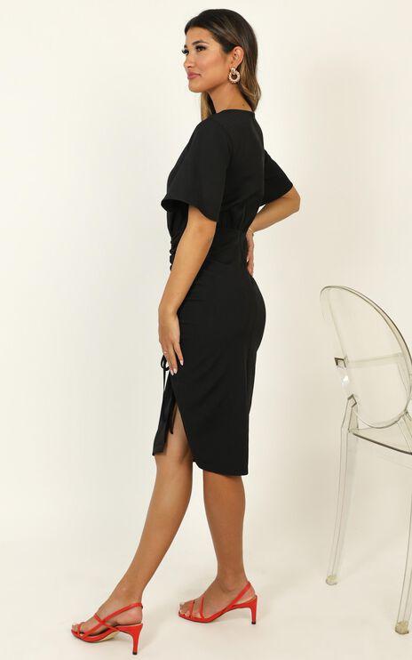 Listings Dress In Black