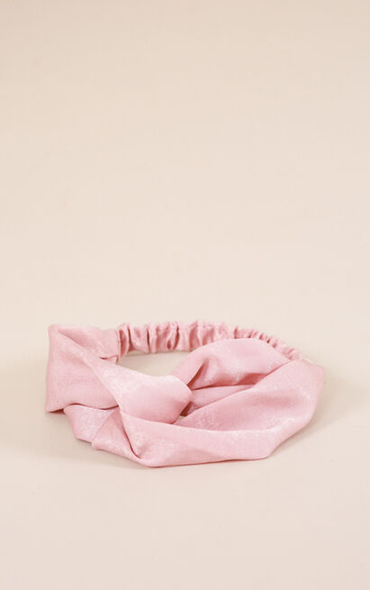 Winter Breeze head band in blush, , hi-res image number null