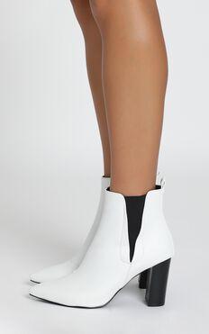Billini - Wiley Heels In White