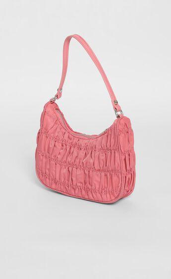 Georgia Mae - The Melrose Bag in Dusty Pink Nylon