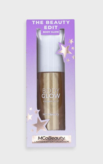 McoBeauty x Tayla Damir - Glow Body Shimmer 50ml, , hi-res image number null