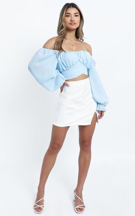 Jaimee Top in Blue