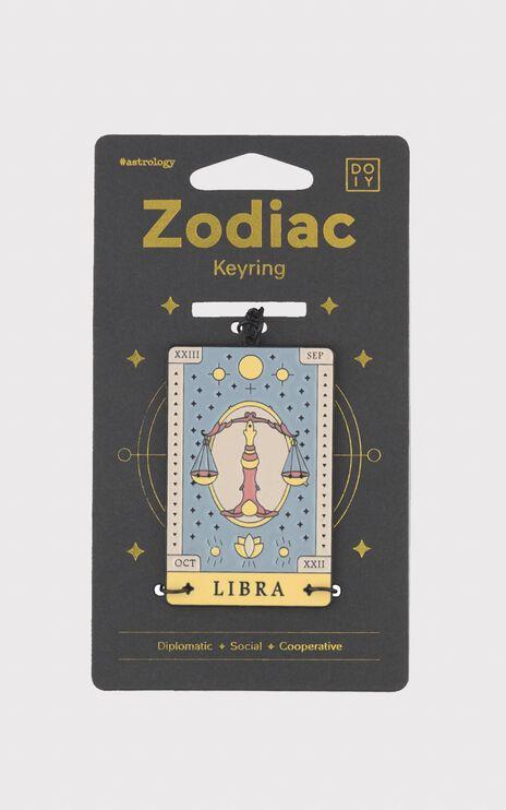 Doiy - Zodiac Keychain in Libra