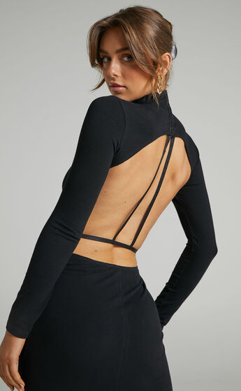 Runaway The Label - Valkyrie Dress in Black