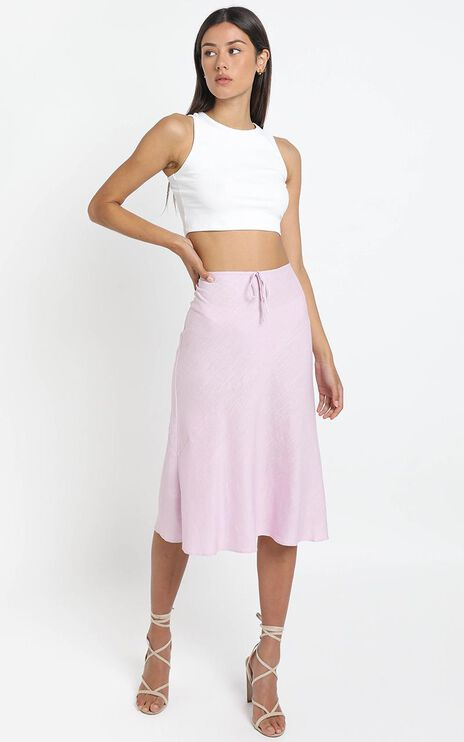 Rhode Island Skirt in orchid
