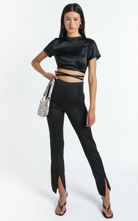 Laylin Pants in Black