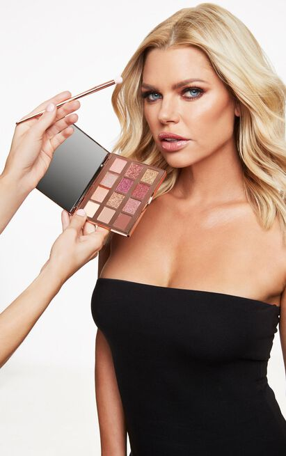 MCoBeauty - The Beauty Edit Eyeshadow Palette In Rose Gold, , hi-res image number null