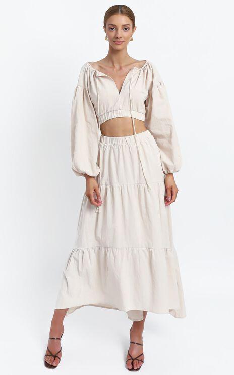 Bohan Skirt in Cream