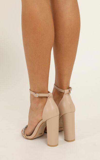 Billini - Laine Heels In nude - 10, Beige, hi-res image number null