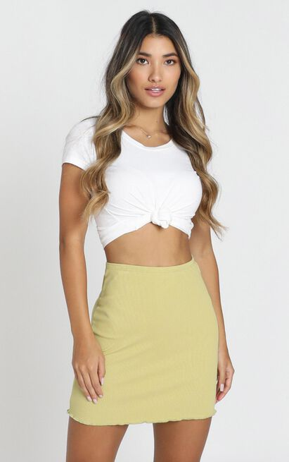 Lili Skirt in green - 8 (S), Green, hi-res image number null
