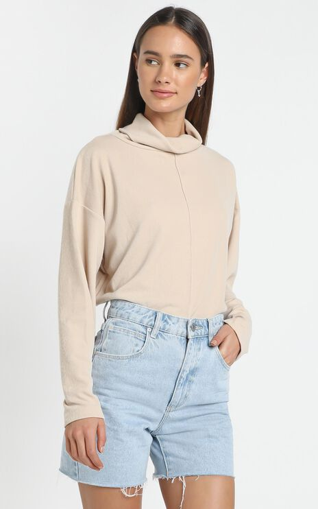 Sara Sweater in Beige