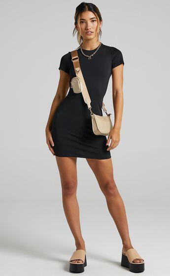 Salacia Dress in Black
