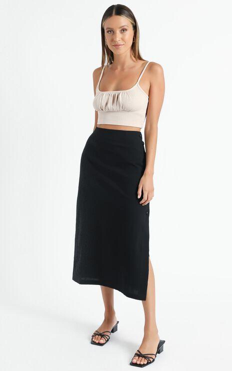 Miri Skirt in Black