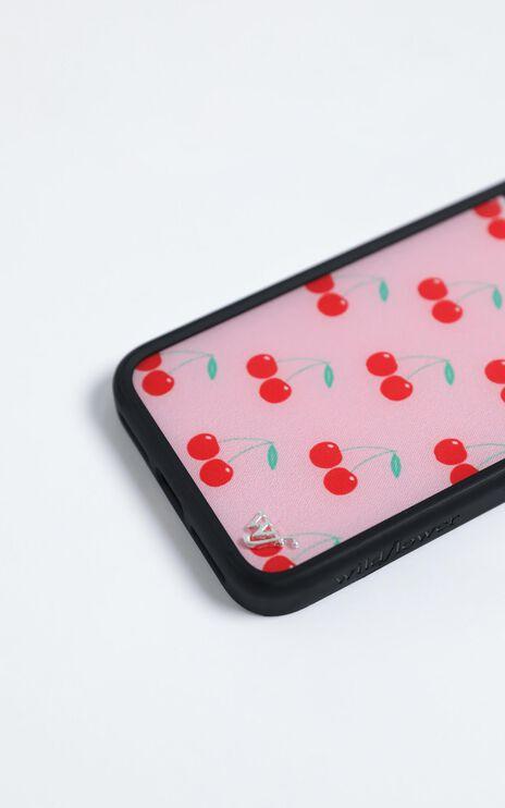Wildflower - Iphone Case in Pink Cherries