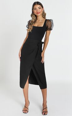 Keily Skirt In Black