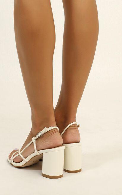 Billini - Yakima heels in white - 10, White, hi-res image number null