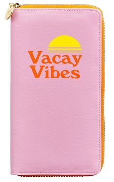 YES Studio: Travel Wallet - Vacay Vibes