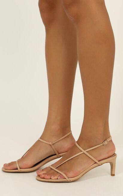 Billini - Hazel Heels in nude - 10, Beige, hi-res image number null