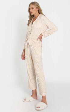 Project REM - Pyjama Set in Leopard
