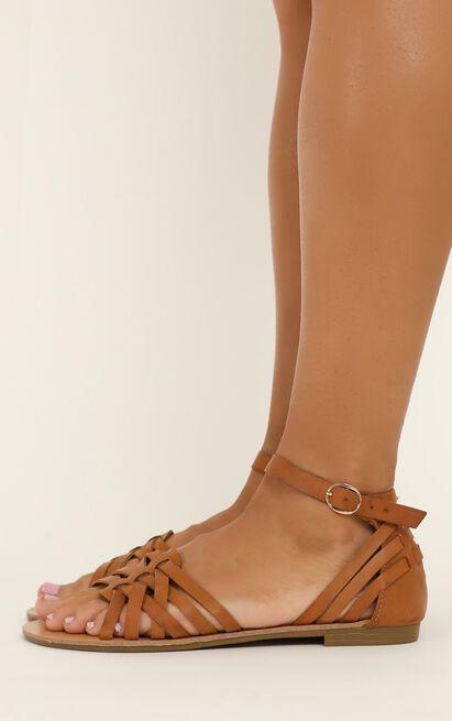 Verali - San Marco sandals in tan - 10, Tan, hi-res image number null