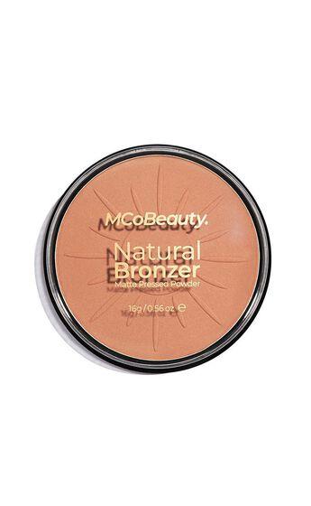 MCoBeauty - Natural Bronzer in Natural Matte