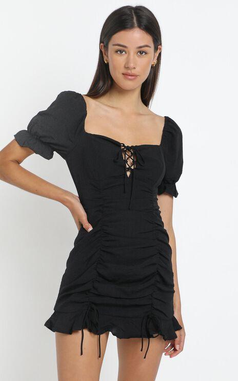 Makenzie Dress in Black