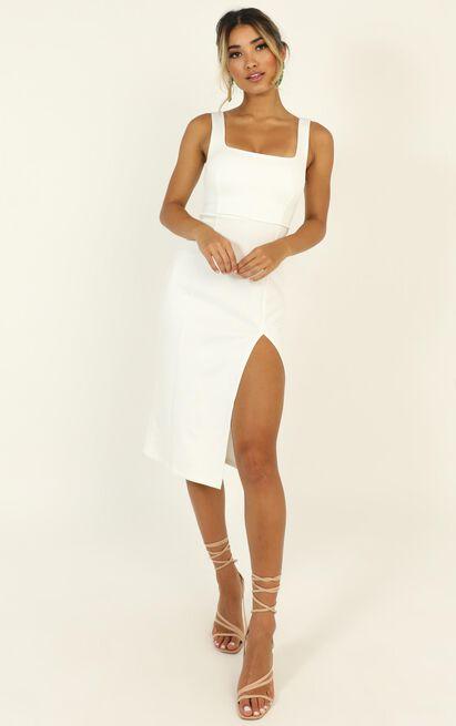 Mini Love Dress in white - 20 (XXXXL), White, hi-res image number null