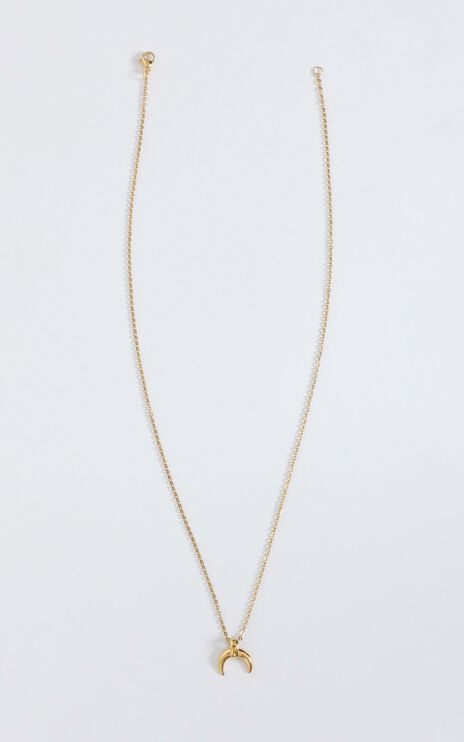 Peta And Jain - Sydni Necklace In Gold