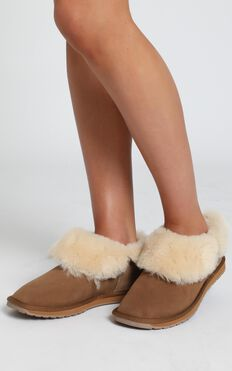 EMU Australia - Platinum Mintaro Boots in Chestnut